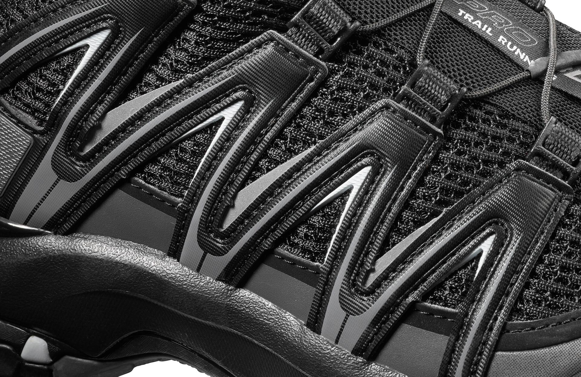 Salomon XA Pro 3D GTX sko, blackblackmagnetite 45 13 UK 10,5